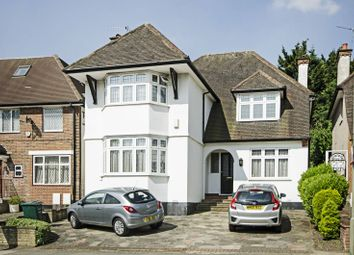 Thumbnail 4 bed detached house for sale in Wykeham Road, Hendon