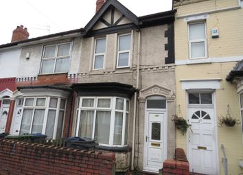 Thumbnail 2 bedroom terraced house for sale in Mary Road, Handsworth, Birmingham