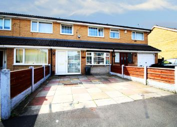 Thumbnail 3 bedroom terraced house for sale in Bradfield Close, Stockport, Cheshire