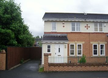 Thumbnail 3 bed semi-detached house to rent in Hasper Avenue, Withington
