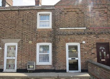 Thumbnail 1 bed terraced house to rent in Fleet Street, Holbeach, Spalding