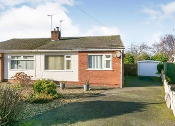 Thumbnail 2 bed bungalow for sale in Lon Garnedd, Abergele, Conwy, .