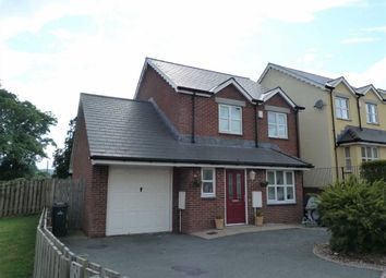 Thumbnail 3 bed detached house for sale in 16, Nant Rhyd-Hir, Rhayader
