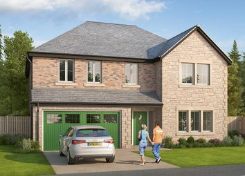 "Thumbnail 5 bed detached house for sale in ""The Kirkham"" at Glenarm Road, Wynyard Business Park, Wynyard, Billingham"