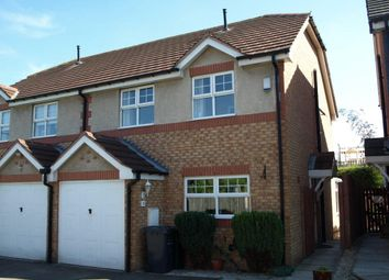 Thumbnail 3 bed semi-detached house to rent in Old School Court, Barugh Green, Barnsley