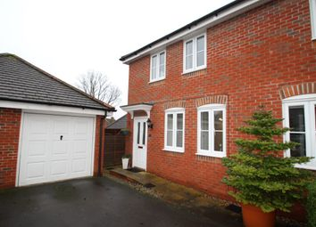 Thumbnail 3 bed semi-detached house for sale in Mimosa Drive, Shinfield