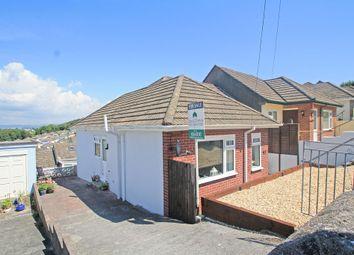 Thumbnail 2 bedroom semi-detached bungalow for sale in Belle Vue Avenue, Hooe, Plymouth