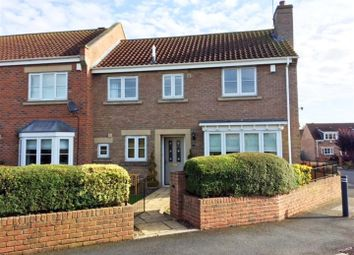 Thumbnail 3 bed semi-detached house for sale in Clarkes Croft, Dishforth, Thirsk