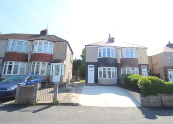 Thumbnail 2 bed semi-detached house for sale in Carrfield Road, Sheffield