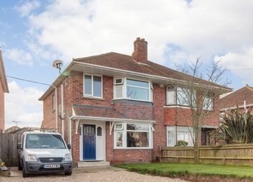 Thumbnail 3 bed semi-detached house for sale in Testwood Lane, Southampton, Hampshire