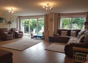 Thumbnail 3 bed link-detached house for sale in Churchill Road, Dunstable