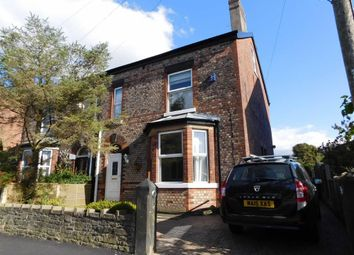 Thumbnail 4 bedroom semi-detached house for sale in Bowden Lane, Marple, Stockport