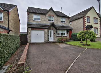 Thumbnail 4 bed detached house for sale in Foxglove Way, Milkwall, Coleford