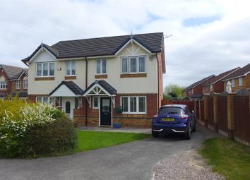Thumbnail 3 bedroom semi-detached house for sale in Bermondsey Grove, Widnes