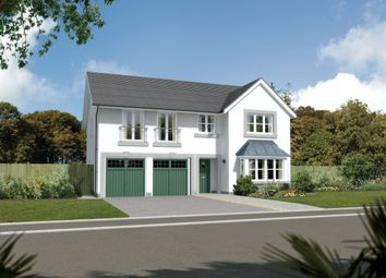 Thumbnail 5 bed detached house for sale in Hollybush Lane, Crathes, Banchory, Aberdeenshire
