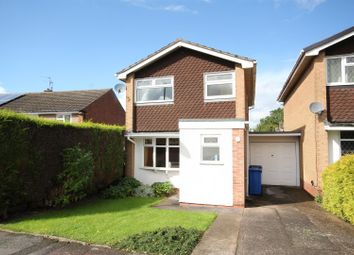 Thumbnail 3 bed link-detached house for sale in Langford Road, Mickleover, Derby