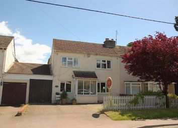 Thumbnail 3 bed semi-detached house for sale in The Grove, Moulton, Northampton