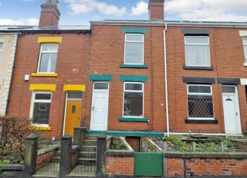 Thumbnail 3 bed terraced house for sale in Slate Street, Heeley, Sheffield
