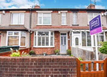 Thumbnail 2 bed terraced house for sale in Middlecotes, Coventry