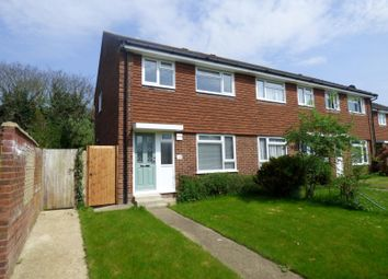 Thumbnail 3 bedroom semi-detached house to rent in Cheveney Walk, Bromley