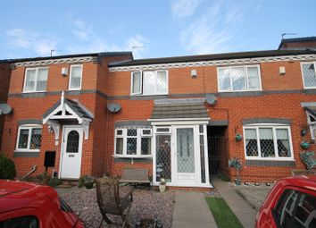 Thumbnail 2 bed terraced house for sale in Rochester Croft, Walsall