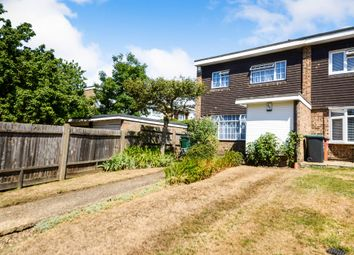Thumbnail 3 bed end terrace house for sale in Hangar Ruding, Watford