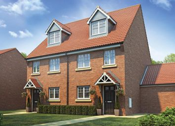 "Thumbnail 3 bed town house for sale in ""The Alton "" at Yarm"