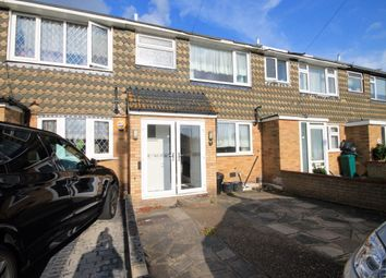 Thumbnail 3 bed terraced house to rent in Whybridge Close, Rainham