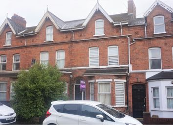 Thumbnail 4 bed terraced house for sale in Tates Avenue, Belfast