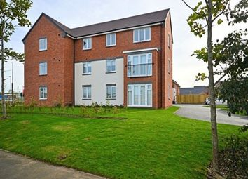 Thumbnail 2 bed flat to rent in Milbourne House, Burntwood