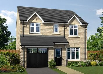 "Thumbnail 4 bed detached house for sale in ""The Ashford"" at Old Mill Dam Lane, Queensbury, Bradford"