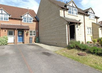 Thumbnail 2 bed semi-detached house to rent in Dunlin Close, Quedgeley, Gloucester
