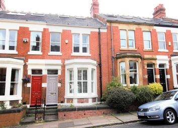 Thumbnail 4 bed terraced house for sale in Kimberley Gardens, Jesmond, Newcastle Upon Tyne