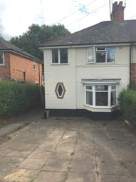 Thumbnail 5 bed property to rent in Quinton Road, Harborne, Birmingham