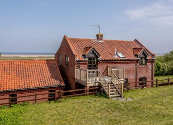 Thumbnail 4 bed detached house for sale in Coast Road, Salthouse, Holt