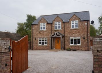 Thumbnail 5 bedroom detached house for sale in Main Street, Sutton On Derwent