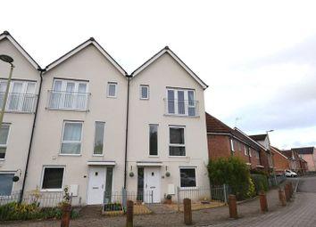 Thumbnail 3 bedroom terraced house for sale in Charlbury Lane, Basingstoke, Hampshire