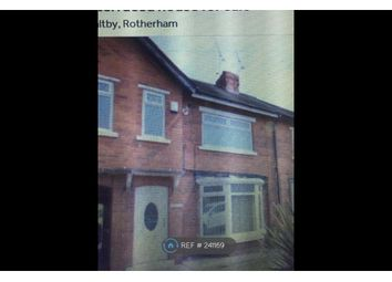 Thumbnail 3 bed terraced house to rent in Manor Road, Rotherham