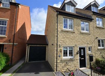 Thumbnail 4 bed town house for sale in Lyng Court, Knottingley
