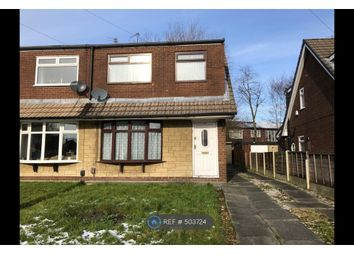 Thumbnail 3 bedroom semi-detached house to rent in Crossfield Street, Bury
