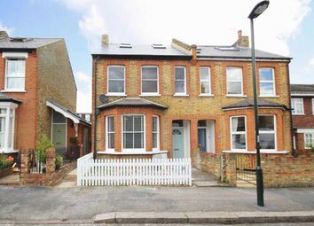 Thumbnail 2 bed flat for sale in Sunnyside Road, Teddington