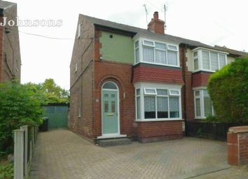 Thumbnail 2 bed semi-detached house for sale in Beech Grove, Warmsworth, Doncaster.