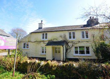 Thumbnail 3 bed cottage for sale in Heathfield, Tavistock
