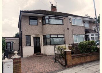 Thumbnail 4 bed semi-detached house for sale in Mostyn Avenue, Liverpool