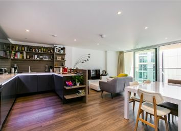 Thumbnail 3 bed flat for sale in Copperlight Apartments, Wandsworth, London
