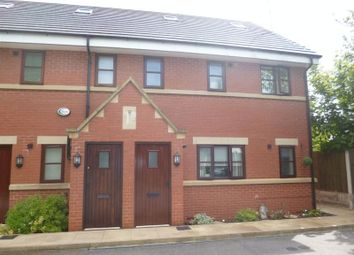 Thumbnail 2 bed flat to rent in Alexander Court, Meir Road, Normacot, Stoke-On-Trent