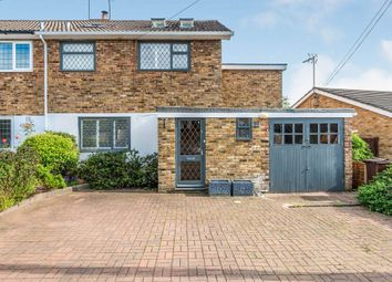 Thumbnail 4 bedroom semi-detached house for sale in Park Lane, Colney Heath, St. Albans
