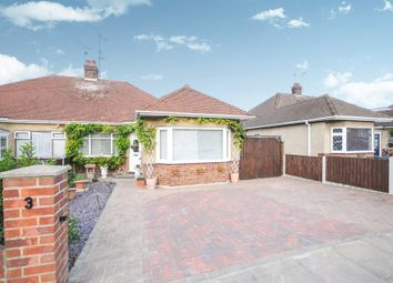 Thumbnail 3 bed semi-detached bungalow for sale in Fraser Close, Chelmsford