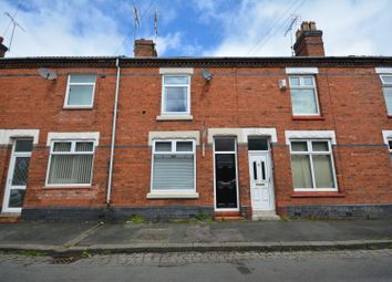 Thumbnail 2 bed terraced house for sale in Ridgway Street, Crewe