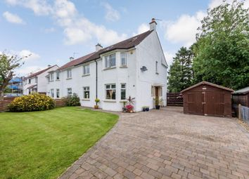 Thumbnail 4 bed semi-detached house for sale in 35 Woodlands Road, Thornliebank